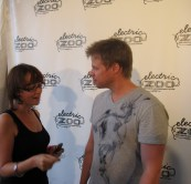 Marcie interviews Ferry Corsten